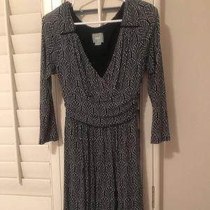 Anthropologie Maeve Knee Length Dress